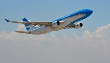 Aerolíneas Argentinas announced 65 international and regional flights for October
