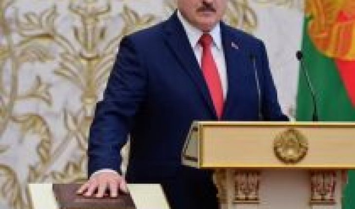 Belarus: Lukashenko, endowed for his sixth term in secret ceremony