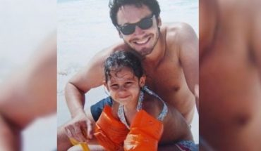 Benjamin Vicuña reminded her white daughter of this unreleased photo