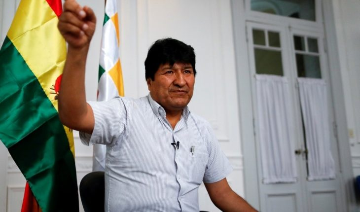 "Bolivia: Evo Morales called for ""greater unity"" ahead of election"