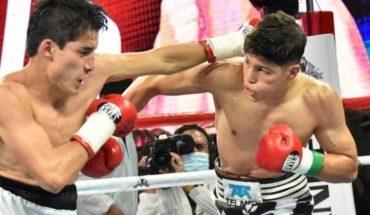 Box Azteca: Omar 'Pollo' Aguilar was a lot of piece for 'Gato' García
