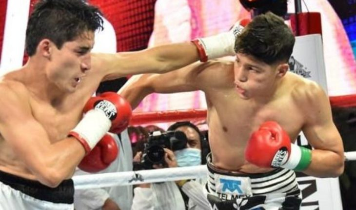 Box Azteca: Omar 'Pollo' Aguilar was a lot of piece for 'Gato' García