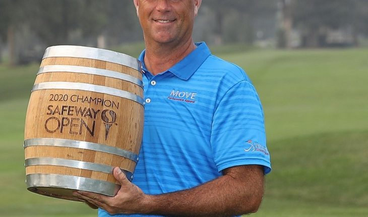 Cink wins PGA Napa tournament
