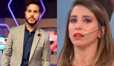 Cinthia Fernandez crossed Nicolas Magaldi through an unfortunate message in the nets