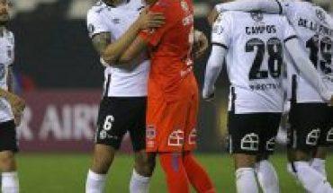 Colo Colo achieved revitalizing triumph against Peñarol in the return of the Copa Libertadores
