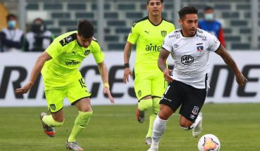 Colo Colo does not go back and was defeated 3-0 by Peñarol by the Liberators