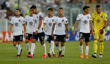 Colo Colo's medical chief sees it difficult to play at 11:00 tomorrow for the tournament