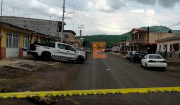 Criminals face off and National Guard in Tanganycuro, Michoacán