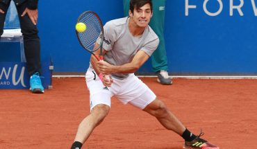 """Cristian Garin: """"I feel much more active, happier"""""""