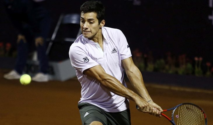 Cristian Garin bowed in Hamburg's ATP 500 semi-finals