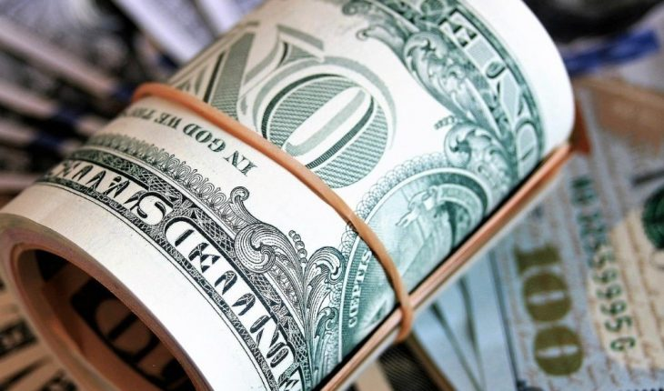Down the price of the dollar today Sunday, September 6 in Mexico