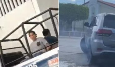 El Chiquete is allegedly arrested for fouls on the police side in Culiacán