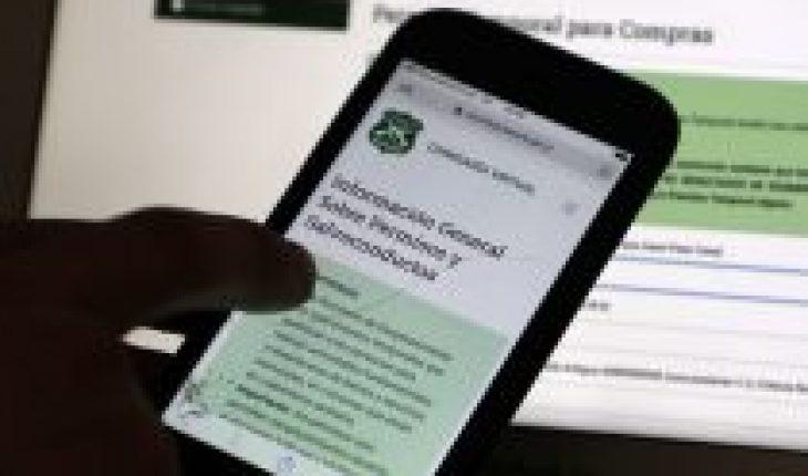 Fiestas Patrias: Carabineros has given almost 300 thousand permits at Virtual Police Station