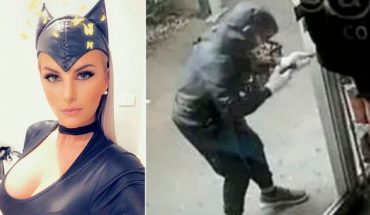Former Instagram model who disguised herself as Catwoman is arrested for a series of robberies