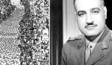 Gamal A. Nasser died