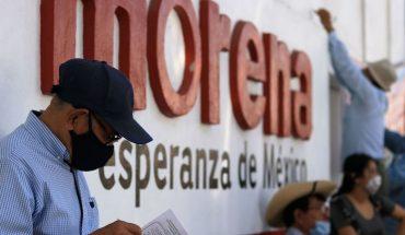 INE disputes that Morena's leadership is split between male and female