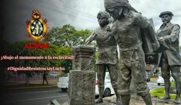 Indigenous supreme council insists on removing monument to slavery in Morelia