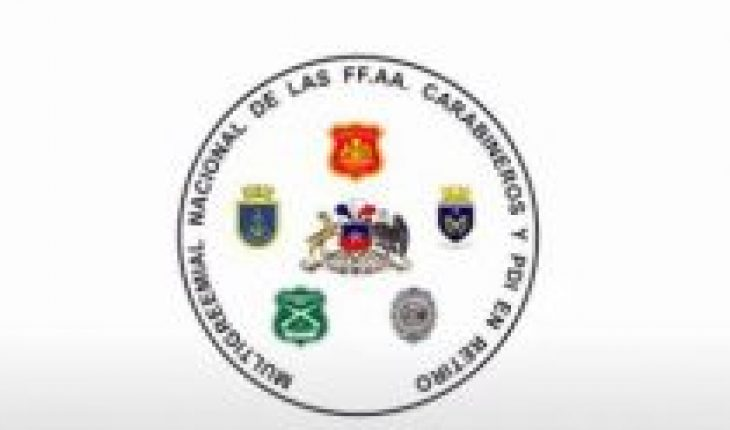"""It has no relation"": Carabineros, POI and Armed Forces are demarcated from gremial that uses its logos in the ""Reject"" strip"