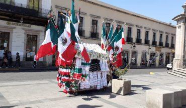 It's still stung, economic activity in Downtown Morelia