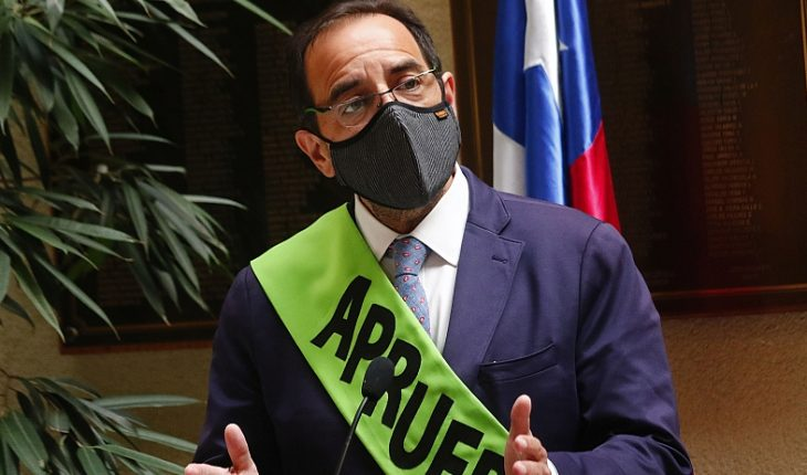 Jaime Mulet announces his presidential candidacy for FREVS