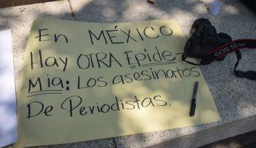 Journalist Julio Valdivia murders journalist in Veracruz