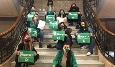 Legal Abortion 2020: the letter presented by Actrices Argentinas in Congress
