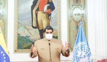 "Maduro reiterates to the UN its invitation to ""accompany"" the Legislative"