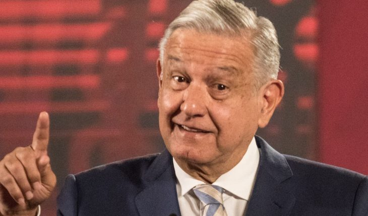 Mandate revocation will be here to participate: AMLO to FRENA
