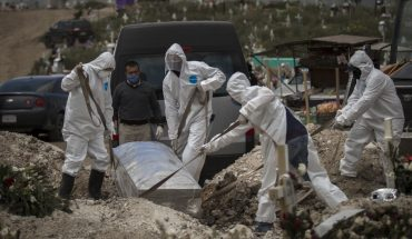 Mexico reaches 66,851 COVID deaths and exceeds 623,000 confirmed cases
