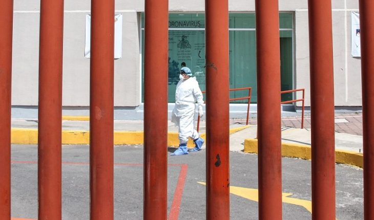 Mexico records 601 COVID-19 deaths; hospitalization drops to 29%