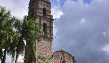 Mocorito Church Bell Was Installed 19th Century