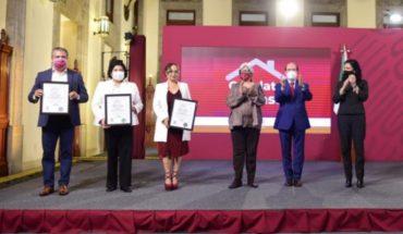 Morelia City Council gets PROSARE certificate from CONAMER
