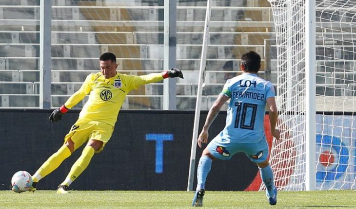 O'Higgins defeated Colo Colo in Macul 1-0 and left him near the bottom of the table