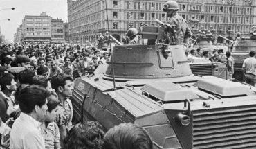 October 2, 1968 Tlatelolco massacre