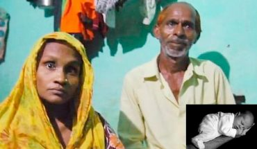 Parents claim they had to sell their son to hospital for failing to pay medical bills in India