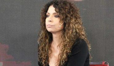 "Patricia Sosa criticized the ""singing 2020"" after Esmeralda Mitre's victory"