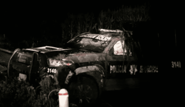 Patrol and private car collide; There are 3 dead and 10 wounded in Michoacán