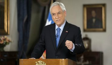 President Piñera presented Budget 2021 for a total expenditure of $73 billion