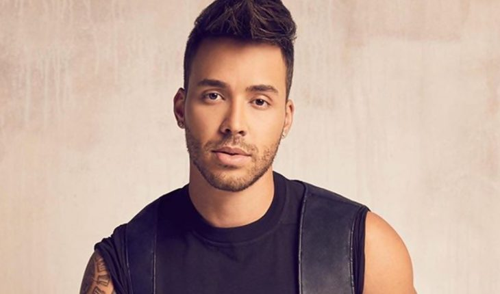 "Prince Royce was discharged for coronavirus and donated plasma: ""Please help"""