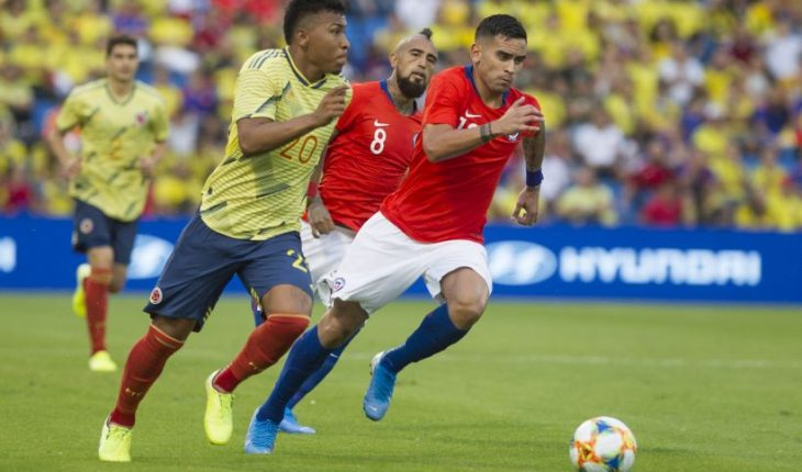 Qualifiers: Conmebol announces time change for Chile-Colombia crossing