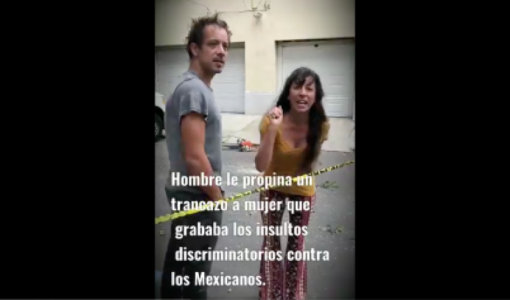 Racist assault of foreigners against Condesa's neighbors condemned