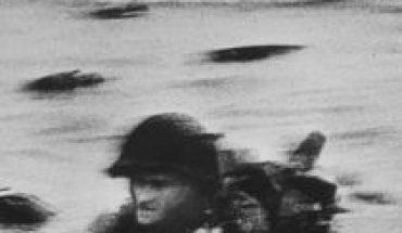 Robert Capa, the photographer who caught World War II best