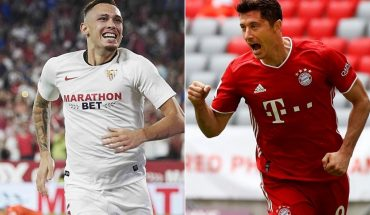 Seville and Bayern Munich, hand-in-hand for the European Super Cup: schedule and TV