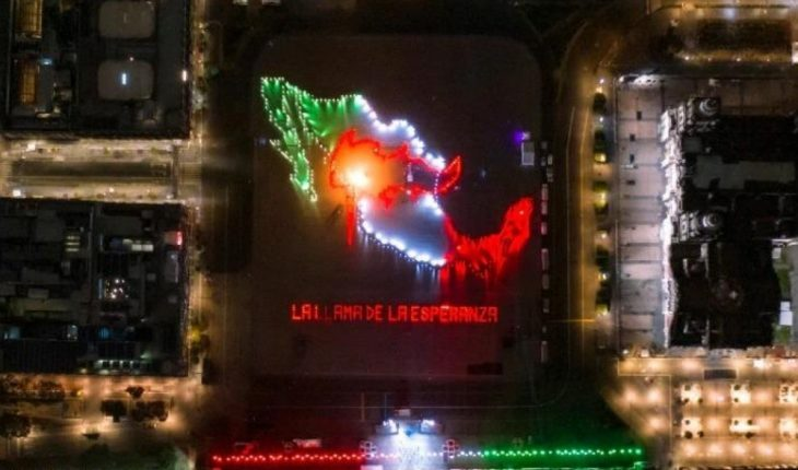 So was the celebration of the cry of Independence in Mexico