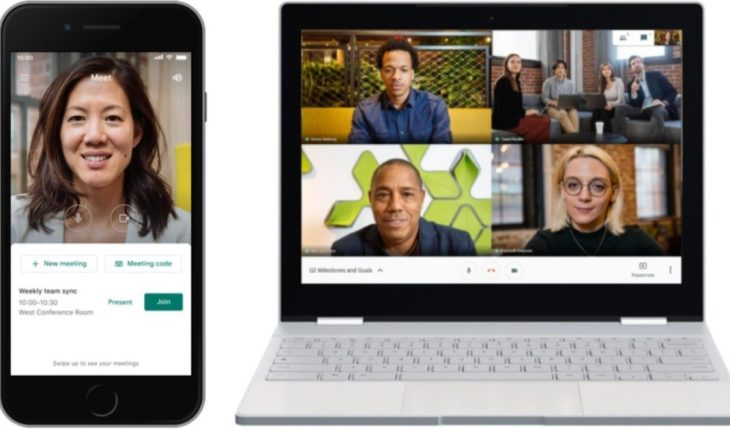 Stay connected to Google Meet