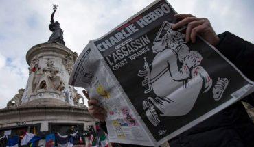 Suspects of taking part in Charlie Hebdo terrorist attack go to trial in Paris