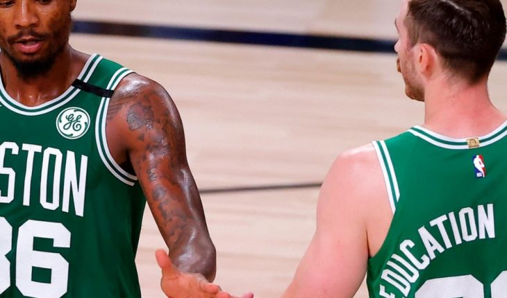 Tatum and Brown squeeze and Celtics cut distance to Heat