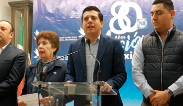 They leave open candidacy for common bernatura PAN and PRI, mayoralties and deputys discarded by the PAN