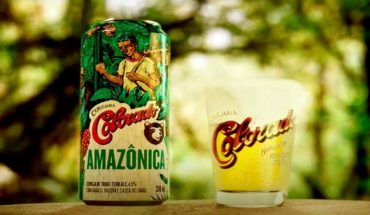 They throw a beer that changes in price according to deforestation in the Amazon
