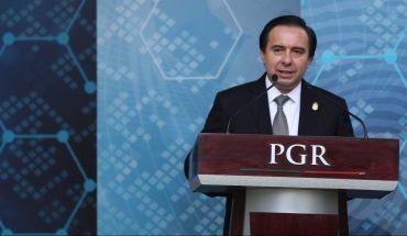 Thomas Zerón stole more than a billion pesos from the PGR: Gertz Manero
